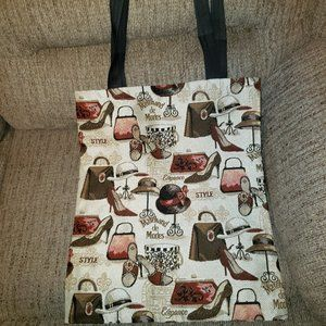 Brand New Adorable Hat Tote Bag!